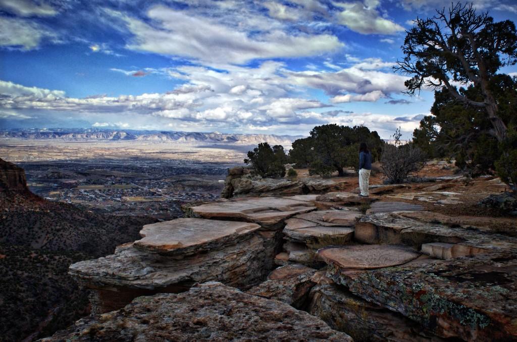 Western Colorado.