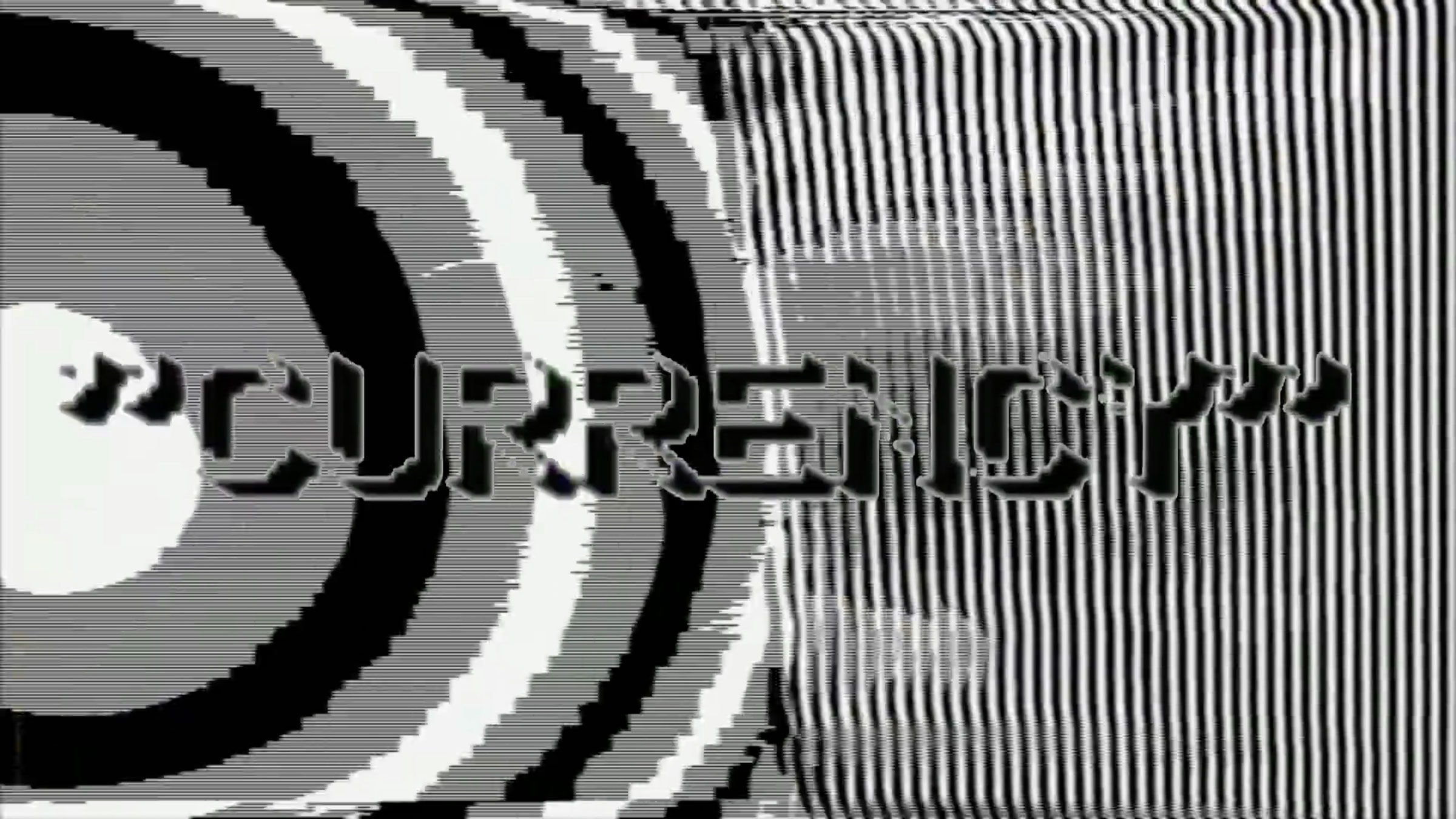 "Screenshot from The Black Angels' ""Currency"" video"